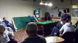 Hamble club Pool Competition (2)