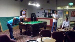 Hamble club Pool Competition (3)